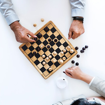 RPM have years of experience helping plan your business like chess