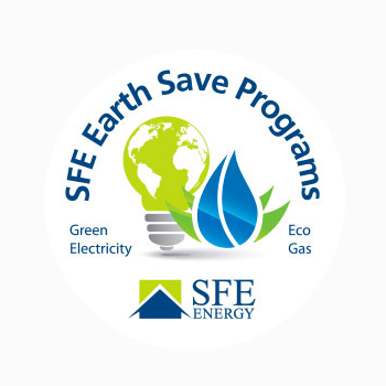SFE Energy program - Reduce your carbon footprint by choosing Eco Gas and Green Electricity!